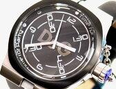 D&G TIME ドルチェ&ガッバーナZANGO メンズ腕時計 DW0194 ブラック【ラッピング無料】【楽ギフ_包装】【10P11Mar16】【05P03Dec16】