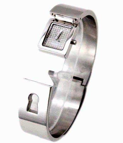 D&G TIME ドルチェ&ガッバーナSPY ME レディースSSベルト腕時計 DW0252【ラッピング無料】【楽ギフ_包装】【10P11Mar16】【05P03Dec16】