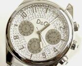 D&G TIME ドルチェ&ガッバーナSANDPIPERクロノグラフ時計 DW0257 ホワイト【ラッピング無料】【楽ギフ_包装】【10P11Mar16】【05P03Dec16】