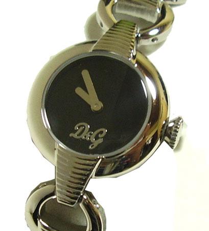 D&G TIME ドルチェ&ガッバーナPATTERN レディースSSベルト腕時計 DW0342【ラッピング無料】【楽ギフ_包装】【10P11Mar16】【05P03Dec16】