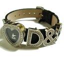 D&G TIME ドルチェ&ガッバーナ I Love D&G レディース腕時計 3719251671 ...