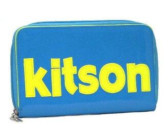 KITSON/キットソンラウンドファスナー長財布