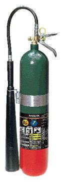 【代引き不可】二酸化炭素消火器 10型 CG-10 初田製作所