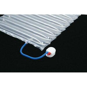 コンパクトエアーベッド(空気入付)軽量/コンパクト/備蓄/保管/緊急用