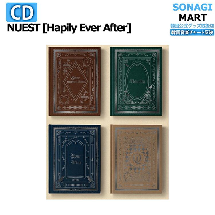 韓国(K-POP)・アジア, 韓国(K-POP) 4 NUEST 6HAPPILY EVER AFTER NUEST The 6th Mini Album 1