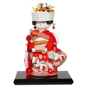 木目込み童人形No.1024-B【花嫁/小】布付き手芸キット
