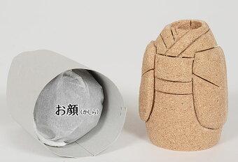 木目込み人形No.1031-C【おぼこ娘】桐塑ボディ手芸キット