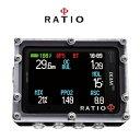 RATIO(レシオ) FL1104 iX3M GPS Easy アイ・エックス・スリー・エム・ジーピーエス・イージー・ダイブコ...