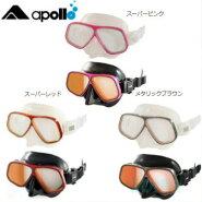 APOLLOアポロバイオメタルマスク