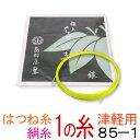 【メール便対応】【当店オススメ!】絹 85-1 二本取り 津軽・...