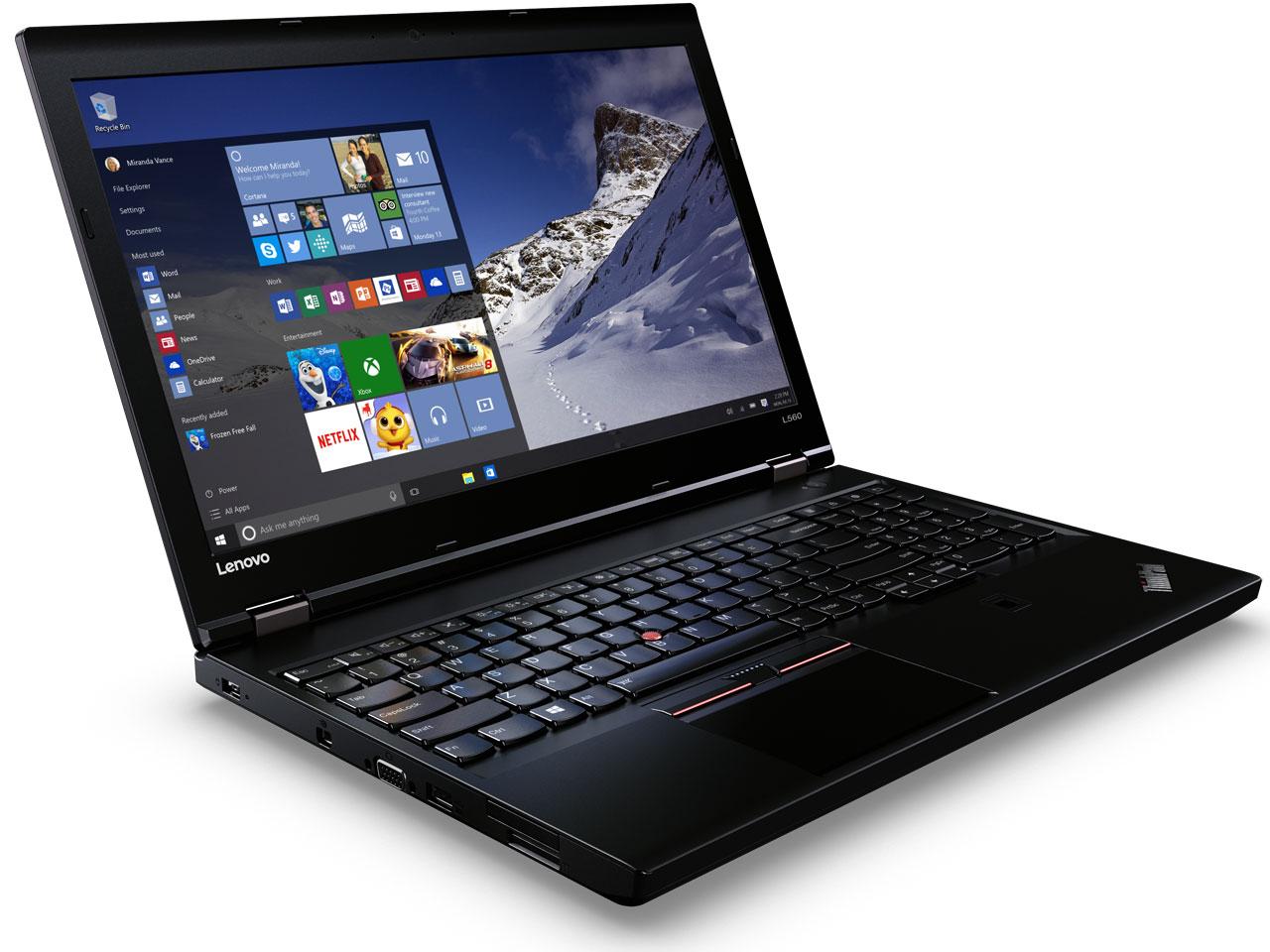 ★新同品★ Lenovo L560 :Core i5 6300U/4G/HDD 500GB/W…