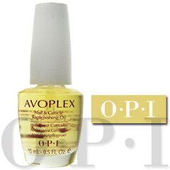 【普通郵便送料無料】 OPI オーピーアイネイル (ネイルラッカー) アボプレックス オイル(15mL)ネイル&キューティクルAVOPLEX OIL