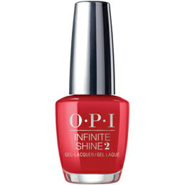【定型外普通郵便 送料無料】 OPI インフィニット シャイン ISL N25 (15mL) 【O.P.I INFINITE SHINE】 アイコニックカラー 「Big Apple Red (ビッグ アップル レッド)」マニキュア OPI ネイル