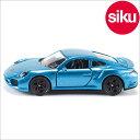 <ボーネルンド> Siku(ジク)社輸入ミニカー1506 ポルシェ911 Turbo S