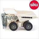 <ボーネルンド> Siku(ジク)社輸入ミニカー1807 Liebherr T264 Mining Truck 1/87