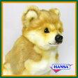 HANSA ハンサ ぬいぐるみ6341 柴犬 23 SHIBA DOG
