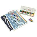 <ボーネルンド> 8色のロジック シークレットコード 対戦型ボードゲーム