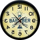 脳トレ さんてる 逆転時計 バーバー BARBER アメカジ 日本製