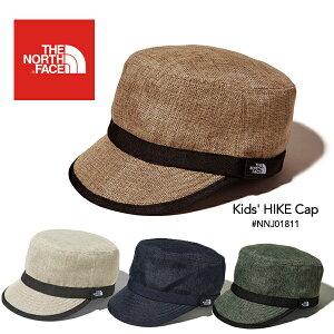 [正規取扱品] 【THE NORTH FACE】2020春夏 ザ・ノースフェイスNNJ01811 Kids' HIKE Cap ハイクキャップ(キッズ) 子供用 男の子 女の子 キャップ 麦わら帽子 ナチュラル