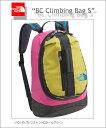 NEW!!◆送料無料◆【THE NORTH FACE】ノースフェイス BC Climbing Bag S