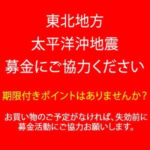 東北地方太平洋沖地震 募金・義援金のお願い【期限付きポイントはありませんか?失効前にご協...