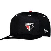 サンパウロFC公式キャップ【NEWERA】エンブレムデザイン帽子