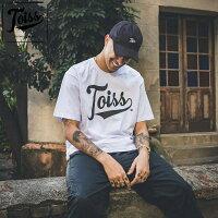 【TOISS】トイスオリジナルロゴTシャツ ホワイトネイマールブランド
