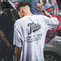【TOISS】#レジェンダバックプリントTシャツホワイトネイマールブランド