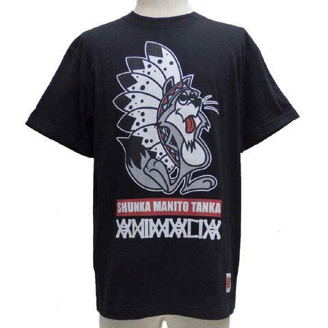 トップス, Tシャツ・カットソー ANIMALIA T SHUNKA MANITO TANKA AN20SU2-TE17