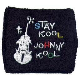 JOHNNY KOOLジョニークール リストバンド[ ウッドベース ]JK-8124W