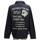 JOHNNY KOOLジョニークール スウィングトップ[ ROCKABILLY THE KID ]JK-6185ST【送料無料】