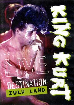 KING KURT / LIVE DESTINATION( DVD )