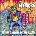 THE METEORS / FROM ZORCH WITH LOVE! THE VERY BEST OF THE METEORS 1981-1997