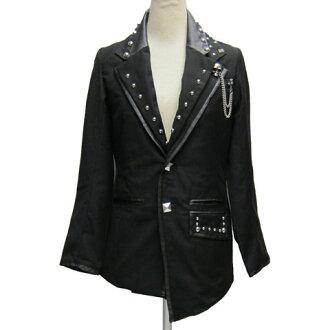SEXPOT sex pot x AKIRA collaboration STUDS PUNK jacket SB05072-101C