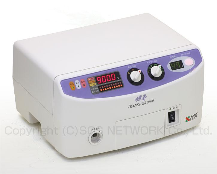 【最良品】電位治療器 トランセイバー健寿9000 【中古】(kenju9-016u):SOSネットワーク