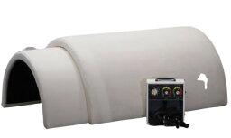 遠赤外線ドームサウナ「ダイヤドームリフレ」※フジカ スマーティ ドーム型 遠赤外線 サウナ 中古 F4-N5と同等品※最高峰の温熱治療!プロのサロン施術がご家庭でご利用いただけます!1年保証