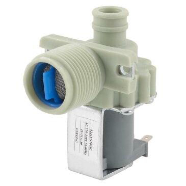 ソウテン 洗濯機電磁弁 単注水口用 洗濯機水入口用 ソレノイド バルブ電磁弁AC 220-240V