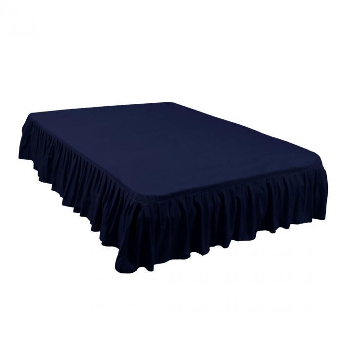 uxcell『ベッドスカートプリーツ』