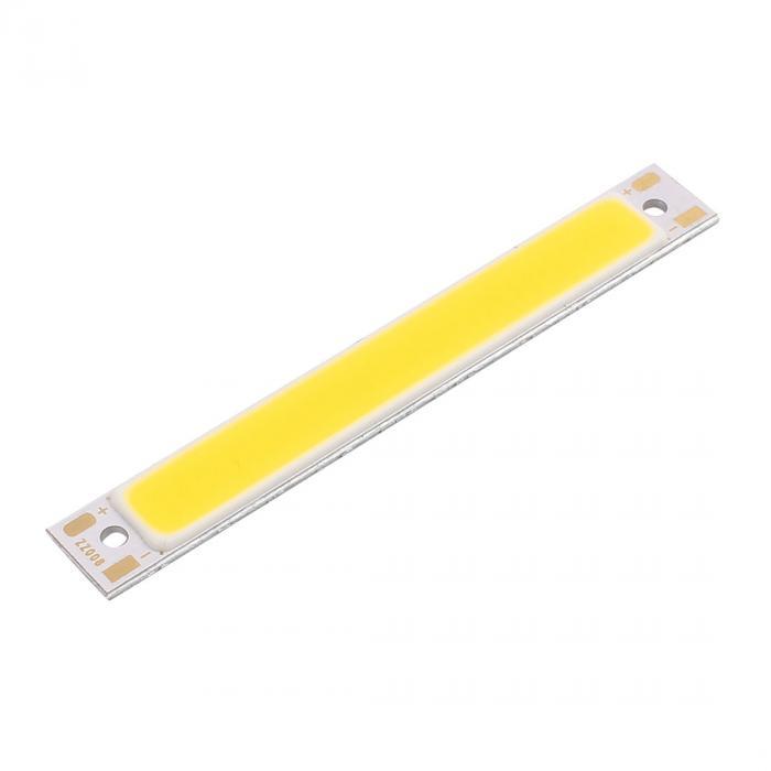 照明器具部品, その他  uxcell COB LED DC 3-4V 3W 60mmx8mm 900mA