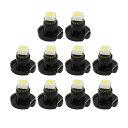ソウテン t3 車 ledライト ホワイト 1210 LED 車用 ダッシュボード クラスター ゲージ 電球 ライト 10個入り