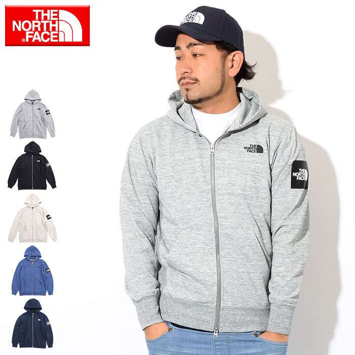 トップス, パーカー  THE NORTH FACE ( the north face Square Logo Zip Hoodie Zip up Hoody Parker NT61836 THENORTHFACE )
