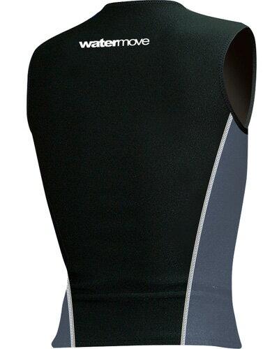 【即納?】WaterMoveウォータームーブメンズノースリーブベスト保温水着WMV-34110【smtb-k】