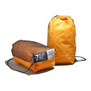 PaaGo WORKS パーゴワークス W-FACE STUFF BAG 7 日常から非日常まで365日使えるスタッフバッグ(7L) 【アウトドア/キャンプ/ソロキャンプ/タープ/ブッシュクラフト】