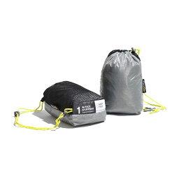 PaaGo WORKS パーゴワークス W-FACE STUFF BAG 1 日常から非日常まで365日使えるスタッフバッグ(1L) 【トレイルランニング アウトドア ドライバッグ 防水 携行 旅行】