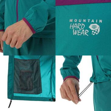 【マウンテンハードウェア】ディプシートレイルウインドジャケット メンズ フルジップ 軽量ナイロンジャケット OE0833349 トレイルランニング MOUNTAIN HARD WEAR