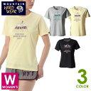 【マウンテンハードウェア】ディプシートレイル T1 レディース 半袖Tシャツ OR0878 トレイルランニング MOUNTAIN HARD WEAR