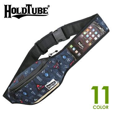 HOLDTUBE A-FIELD(ホールドチューブ エーフィールド) ウエストバッグ/ウエストポーチ/ショルダーバッグ ランニング/野外フェス/音楽フェス HOLD TUBE スノーボード/海外旅行