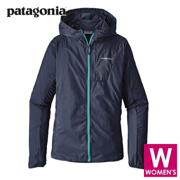 patagonia パタゴニア フーディニ・ジャケット レディース フルジップ ナイロンジャケットパーカー 24146nstr