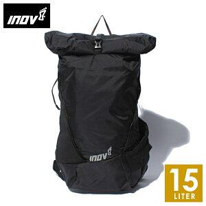 INOV8 イノヴェイト ALLTERRAIN 15(オルテライン 15) メンズ・レディース リュック・ザック・バックパック(15L) IVA1700BK トレイルランニング イノベイト IVA1700BK