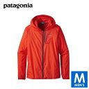 patagonia パタゴニア フーディニ・ジャケット メンズ フルジップ ナイロンパーカー トレイルランニング 24141PBH